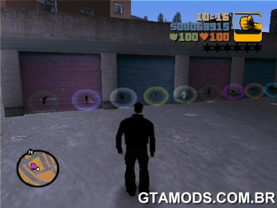 GTA III 100% Saved Game